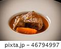 ビーフシチュー Home-made beef stew 46794997