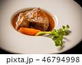ビーフシチュー Home-made beef stew 46794998