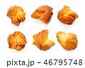 サーターアンダギー 揚げ菓子 菓子の写真 46795748