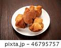 サーターアンダギー 揚げ菓子 菓子の写真 46795757