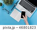 スマホ スマートフォン スマートホンの写真 46801823