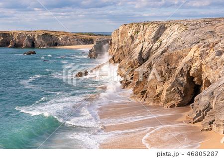 French landscape - Bretagne 46805287