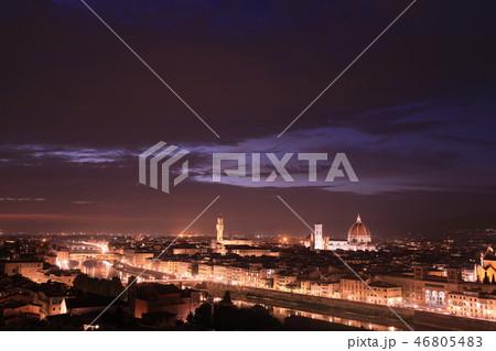 イタリア・フィレンツェ 46805483