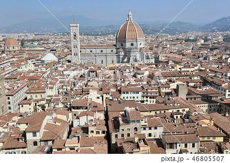 イタリア・フィレンツェ 46805507