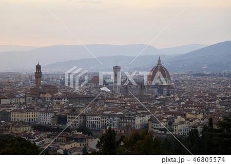イタリア・フィレンツェ 46805574