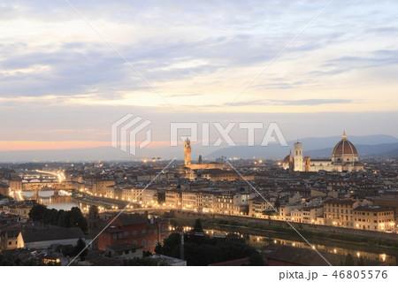 イタリア・フィレンツェ 46805576