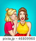 ベクトル 女性 メスのイラスト 46809960
