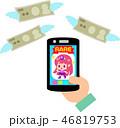 スマートフォンゲームのキャラクターへの課金 46819753