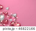 ハート ハートマーク 心臓のイラスト 46822166