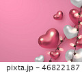 ハート ハートマーク 心臓のイラスト 46822187