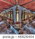 寺院 アジア タクシーの写真 46826404