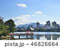 大濠公園 公園 池の写真 46826664