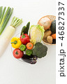 野菜 食べ物 食材の写真 46827337
