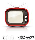 テレビ テレビジョン 古いのイラスト 46829927