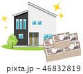 住宅 46832819