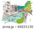 山形県尾花沢市/銀山温泉 46833136
