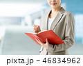ビジネスウーマン ビジネス 女性の写真 46834962