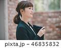 女性 検査 審査の写真 46835832