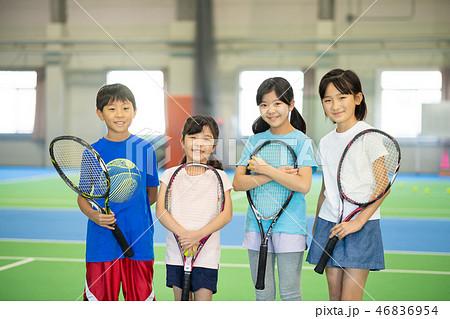 テニススクール スポーツクラブ キッズ教室イメージ 46836954