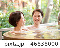 温泉 女性 露天風呂の写真 46838000