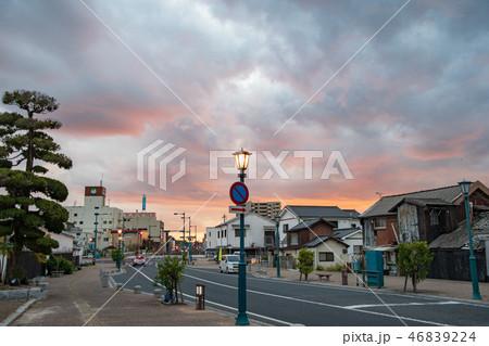 柳井市白壁の街【山口県】 46839224