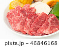 焼肉食材 バーベキュー食材 46846168