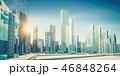都市 ビル ビル群のイラスト 46848264
