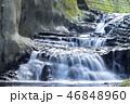 濃溝の滝 川 夏の写真 46848960