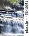 濃溝の滝 川 夏の写真 46848961