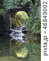 濃溝の滝 川 洞窟の写真 46849002