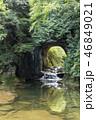 濃溝の滝 川 洞窟の写真 46849021