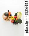 野菜 食材 ベジタブルの写真 46850458