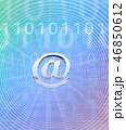 インターネット アットマーク デジタルのイラスト 46850612