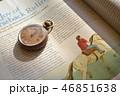 懐中時計と雑誌 46851638