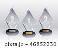 Competition Trophies Realistic Set 46852230