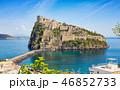 Castello Aragonese, Tyrrhenian sea, Ischia, Italy 46852733