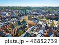 Aerial view of Lviv, Ukraine 46852739