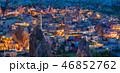 Night view of Goreme, Cappadocia, Turkey 46852762