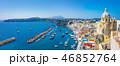 Panoramic view of Procida, Italy 46852764