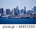都市風景 お台場 都市の写真 46853560