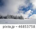 ゆき スノー 雪の写真 46853758