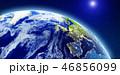 欧州 地球 マップのイラスト 46856099