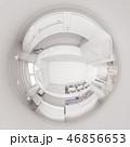 3d render of the kitchen interior design  46856653