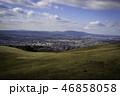 奈良市 若草山 風景の写真 46858058