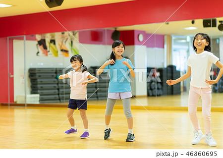 ダンススクール スポーツクラブ キッズ教室イメージ 46860695