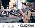 大阪 アジア人 アジアンの写真 46862599