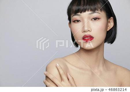 女性 ビューティーシリーズ カラーバック 46863214