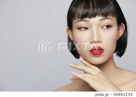 女性 ビューティーシリーズ カラーバック 46863238