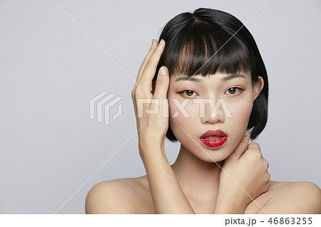 女性 ビューティーシリーズ カラーバック 46863255