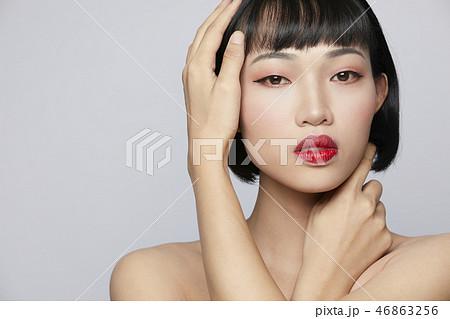 女性 ビューティーシリーズ カラーバック 46863256
